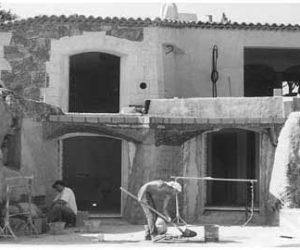 Costruzioni a Porto Cervo